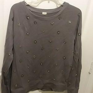 J Crew light sweater